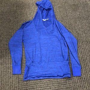 Athleta size large pullover hoodie EUC